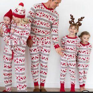 Hanna Andersson NWT Adult Pajama Set - Deer Dear